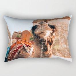 Golden Hour   Cappadocia, Turkey Rectangular Pillow