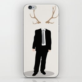 Nature and Society iPhone Skin