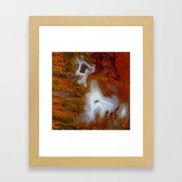 Cady Mounatin Sicat Framed Art Print