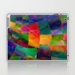 Colour Shift Laptop & iPad Skin