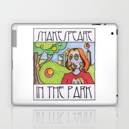 Shakespeare in the Park, Milwaukee Laptop & iPad Skin