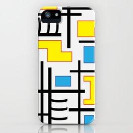 Cube 1 iPhone Case