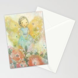 Good Luck Fairy Stationery Cards