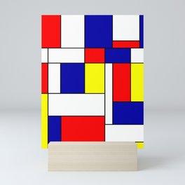 Mondrian #38 Mini Art Print
