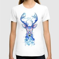 harry potter T-shirts featuring Always. Harry Potter patronus. by Simona Borstnar