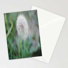 Lone Dandelion Stationery Cards