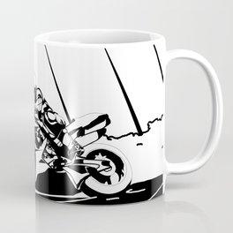 Motorcycle Race Coffee Mug