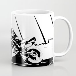 Motorcycle Race Coffee Mug