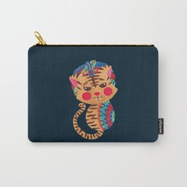 The Little Bengal Tiger Carry-All Pouch