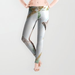 Paradise library Leggings