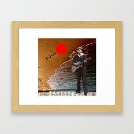 Summer Song Framed Art Print