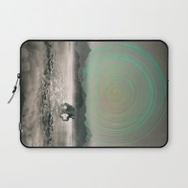 Spinning Out of Nothingness Laptop Sleeve