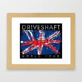 Driveshaft Framed Art Print