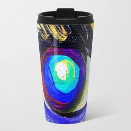 Purple Eye Travel Mug