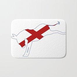 Alabama Republican Donkey Flag Bath Mat