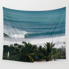 Sunshine or Pipeline? Wall Tapestry