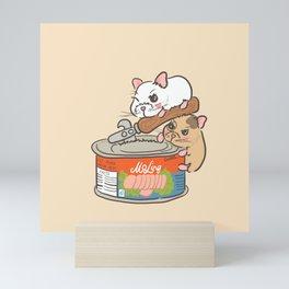 Spam Mini Art Print