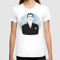 dali T-shirts featuring DALI by Adam Churcher