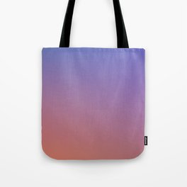 OXIDISED METAL - Minimal Plain Soft Mood Color Blend Prints Tote Bag