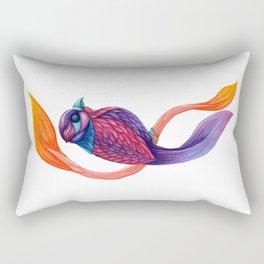 Looking Toward a Feathered Future Rectangular Pillow