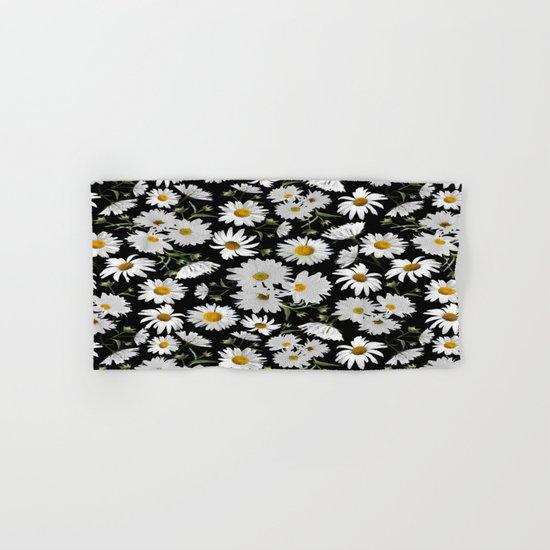 daisy garden Hand & Bath Towel