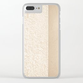 Architectural Photography Lines II Clear iPhone Case