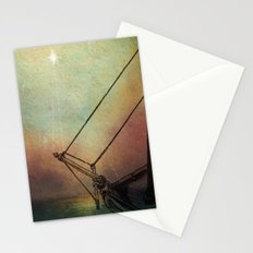 Gently Guided Ship Stationery Cards