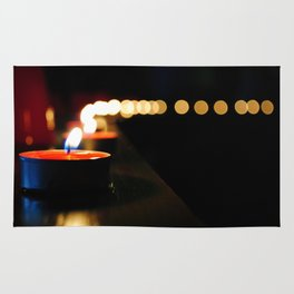 Candles Rug