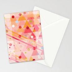 Candy Sorbet Stationery Cards