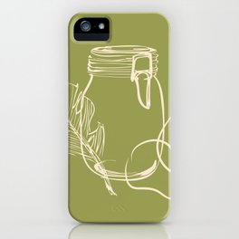 cooking iPhone Case