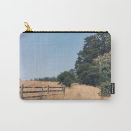 POINT REYES STATION / California Carry-All Pouch
