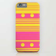Pink and Gold Slim Case iPhone 6s