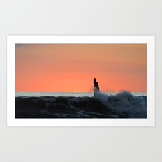 Looking for an Adventure Art Print