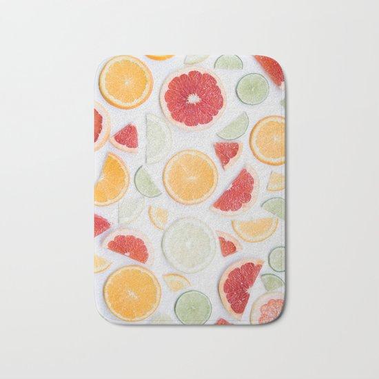 citrus fresh Bath Mat