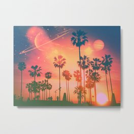 Summer Bound Metal Print