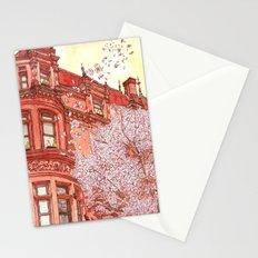 Bostonia Stationery Cards