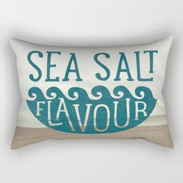 SEA SALT FLAVOUR Rectangular Pillow