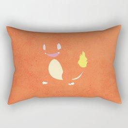 004 chrmndr Rectangular Pillow