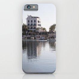 Portixol hotel in Mallorca- palma de mallorca- travel photography  iPhone Case
