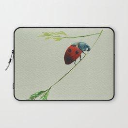 Lady Bug Laptop Sleeve