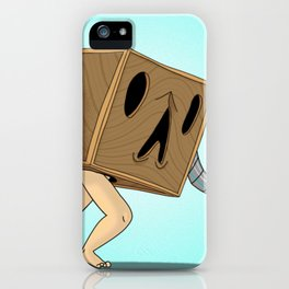 What's in the Box iPhone Case