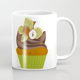 Hazelnut Cuppycat Coffee Mug