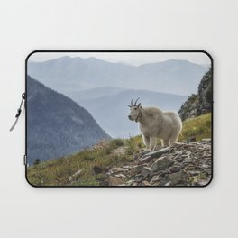 The Ups and Downs of Being A Mountain Goat No. 2a Laptop Sleeve