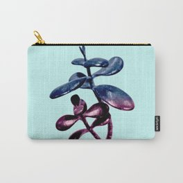 Galaxy Succulent Plant Carry-All Pouch