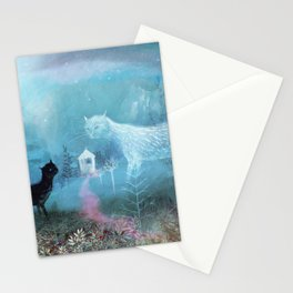 valley ghost Stationery Cards