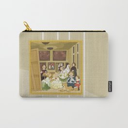 The Maids of Honour by Velázquez (Las Meninas)  Carry-All Pouch