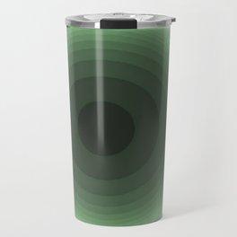 green and magic Travel Mug