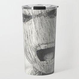 BabyGroot Pointillism Travel Mug