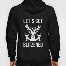 Let's Get Blitzened Essential T-Shirt Hoody