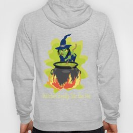 Wily Witch Hoody